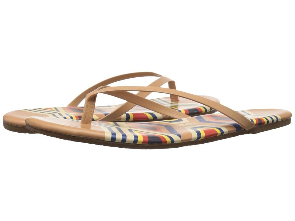 TKEES Nail Art Jaya Womens Sandals