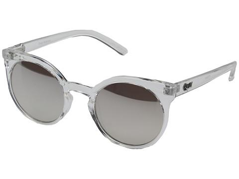 QUAY AUSTRALIA Kosha - Clear/Silver Mirror