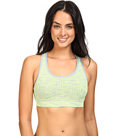 Jockey Active - Textured Neon Seamless Bra