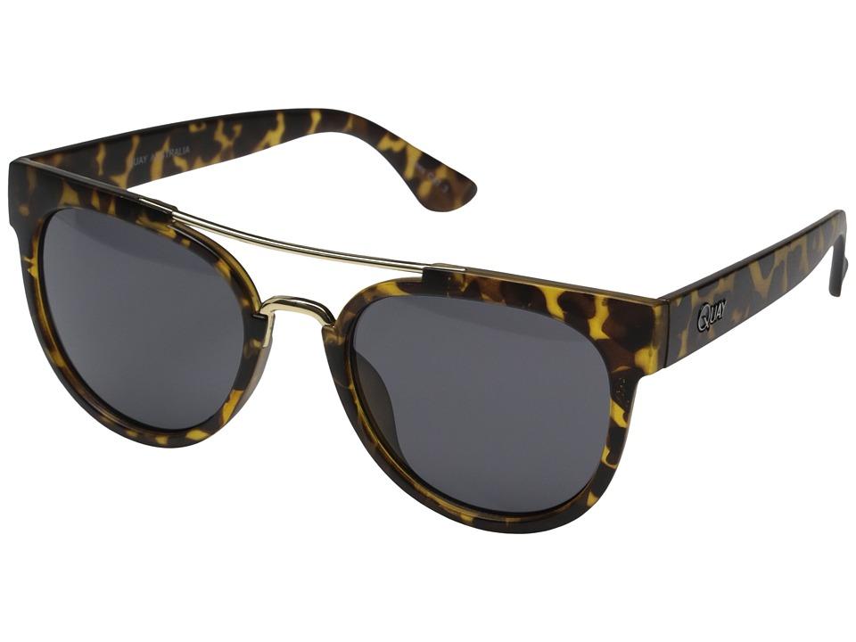 QUAY AUSTRALIA - Odin (Tort/Brown Lens) Fashion Sunglasses