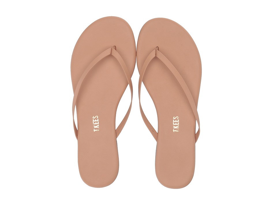 TKEES Foundations Nude Beach Womens Sandals