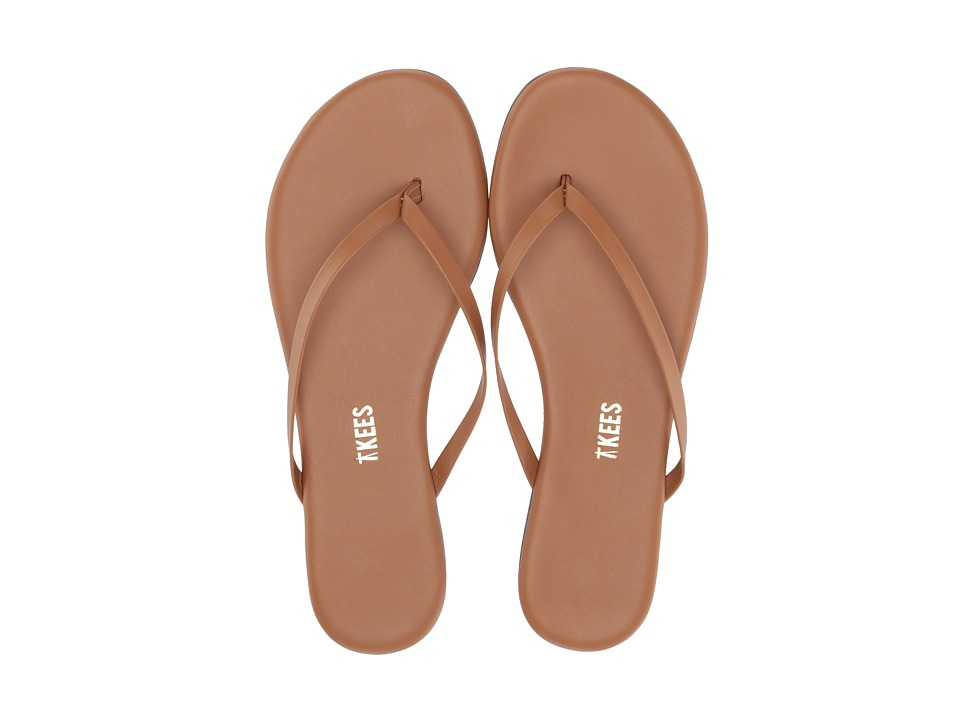 TKEES Foundations Au Naturale Womens Sandals