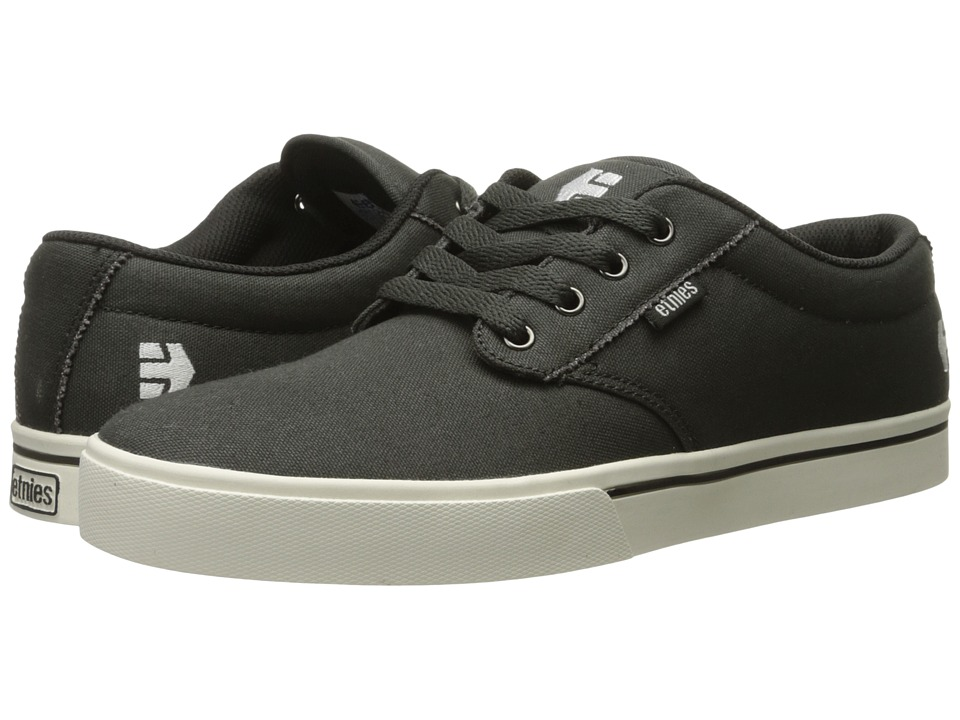 etnies - Jameson 2 Eco (Dark Grey/White) Mens Skate Shoes
