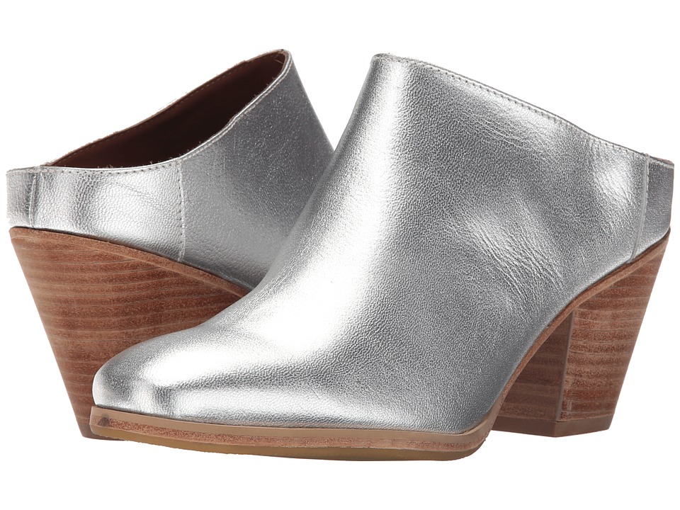Rachel Comey Mars Mule Silver Womens Clog Shoes