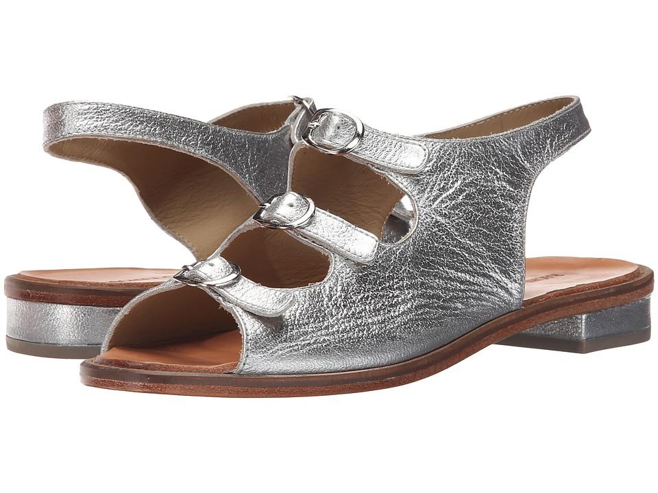 Rachel Comey Toto Silver Womens Sandals