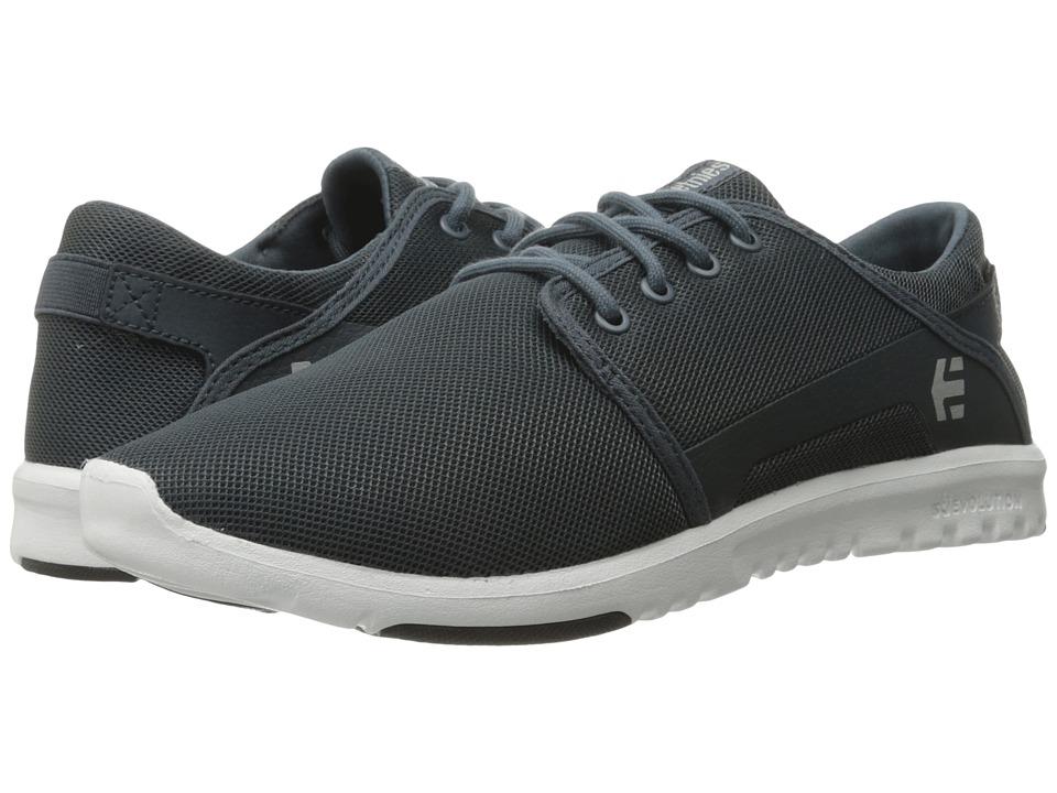 etnies - Scout (Slate) Mens Skate Shoes