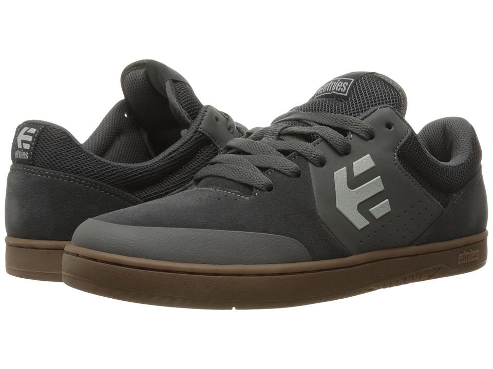 etnies - Marana (Grey/White/Gum) Mens Skate Shoes