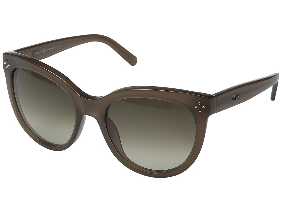 Chloe CE705SL Boxwood Turtledove/Dark Grey Gradient Fashion Sunglasses