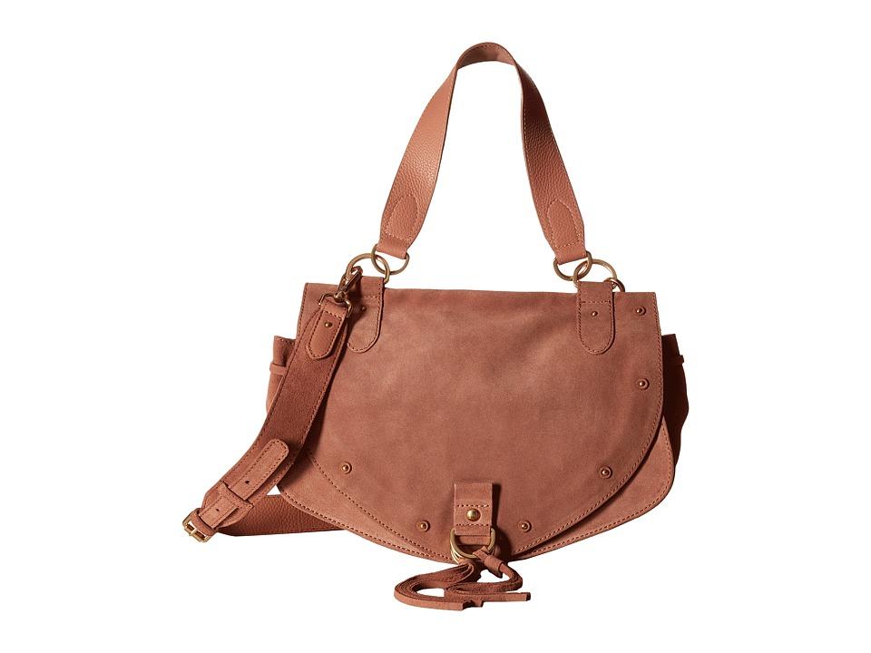 See by Chloe - Large Collins Shoulder Bag (Misty Pink) Shoulder Handbags