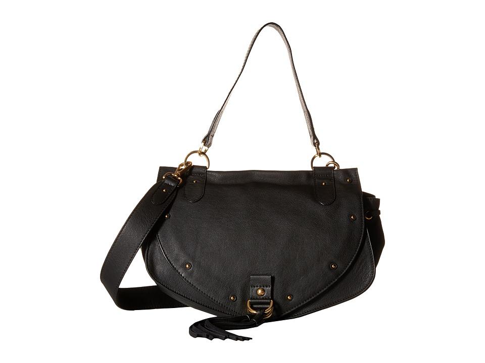See by Chloe - Collins Shoulder Bag (Black) Shoulder Handbags