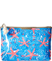 Lilly Pulitzer - Clear Water Pouch