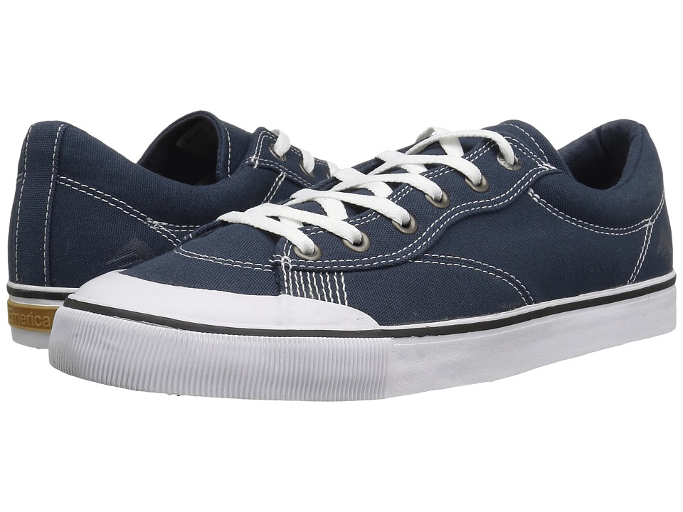 Emerica Indicator Low (Navy/White) Men