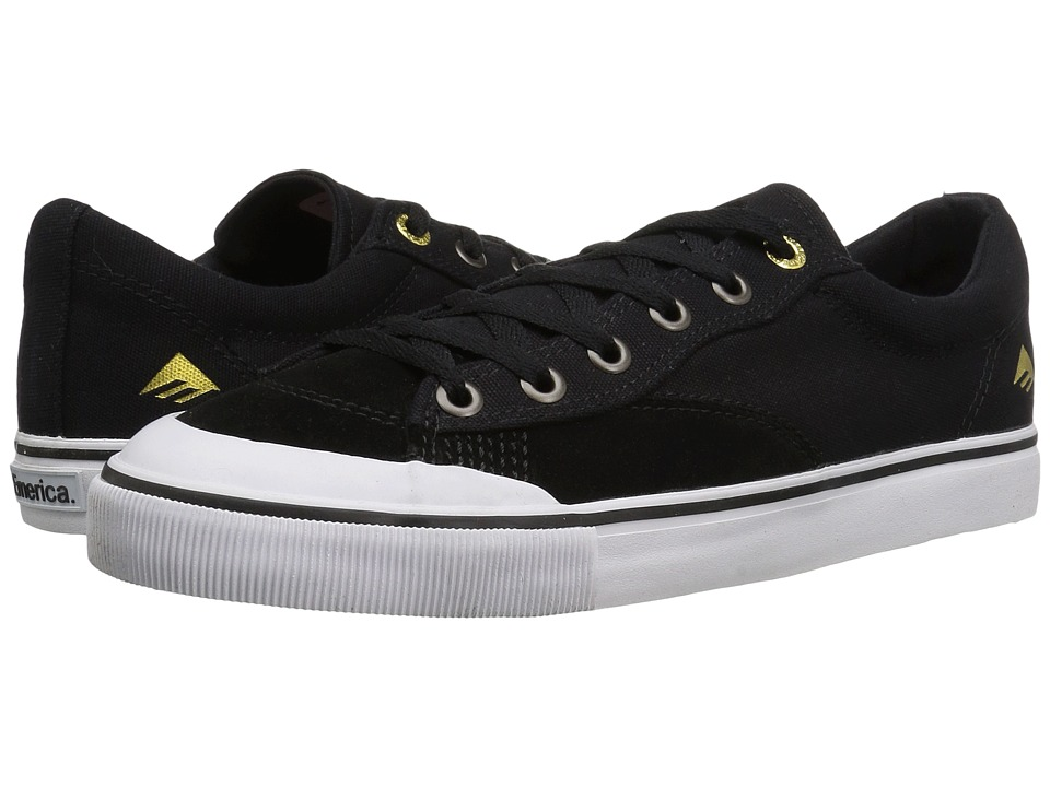 Emerica Indicator Low (Black/White) Men
