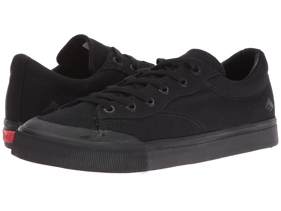 Emerica Indicator Low (Black/Black) Men