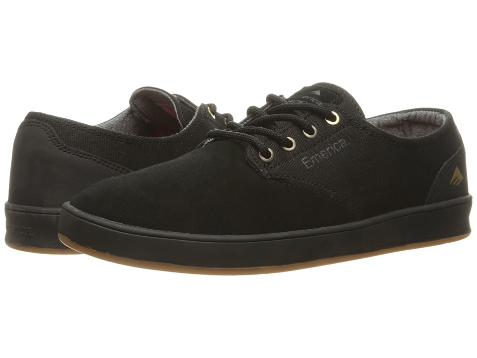 Emerica The Romero Laced (Black/Gum/Grey) Men