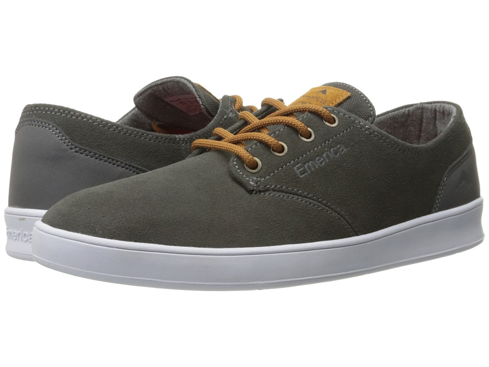 Emerica The Romero Laced (Grey/Brown) Men