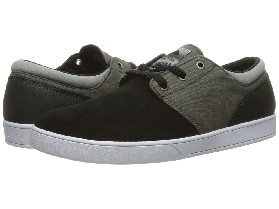 Emerica The Figueroa (Black/Grey/White) Men
