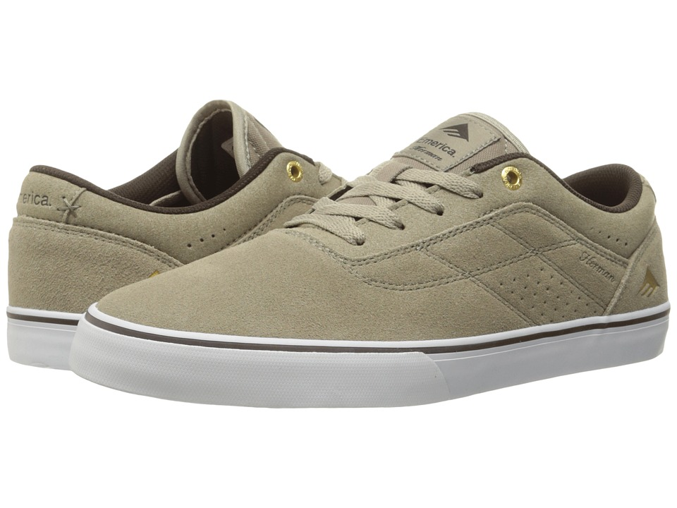 Emerica The Herman G6 Vulc (Warm Grey) Men