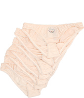 Stella McCartney - Knickers of the Week Seven-Piece Pack Bikini Brief