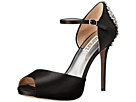 Badgley Mischka - Dawn (Black Satin)