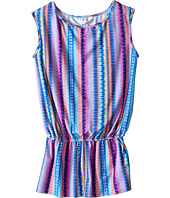 Ella Moss Girl - Festival Romper Cover-Up (Little Kids/Big Kids)