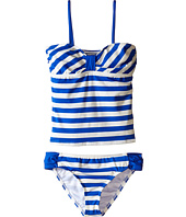 Ella Moss Girl - Cabana Bandini Top and Tab Side Bottoms (Big Kids)