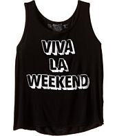 The Original Retro Brand Kids - Viva La Weekend Rayon Swingy Tank Top (Little Kids/Big Kids)
