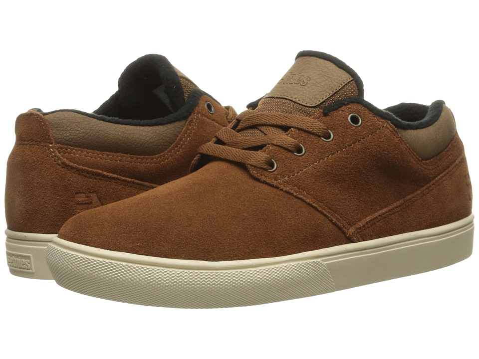 Etnies Jameson MT (Brown) Men's Skate Shoes