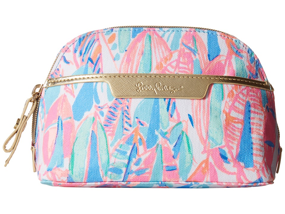 Lilly Pulitzer - Shore Cosmetic Bag (Multi Out To Sea) Cosmetic Case