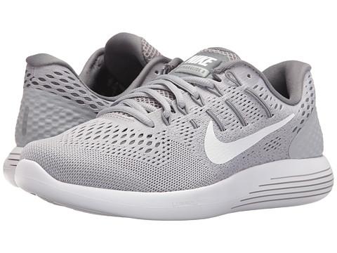 Nike Lunarglide 8 - Wolf Grey/White/Cool Grey