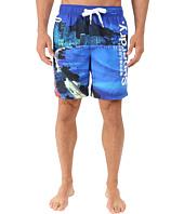 Superdry - Premium Print Neo Swim Shorts