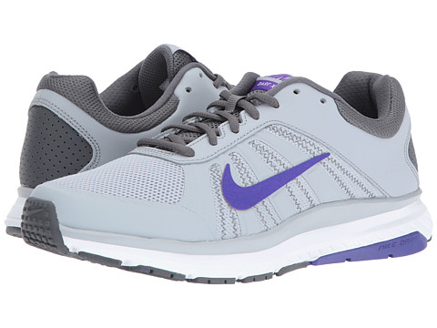 Nike Dart 12 - Wolf Grey/Dark Grey/Fierce Purple