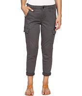 Jag Jeans Petite - Petite Powell Cargo Slim Boyfriend Jeans in Bay Twill