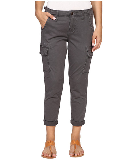 Jag Jeans Petite Petite Powell Cargo Slim Boyfriend Jeans in Bay Twill at 6pm.com