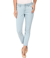 Jag Jeans Petite - Petite Penelope Mid-Rise Slim Ankle Jeans in Supra Colored Denim