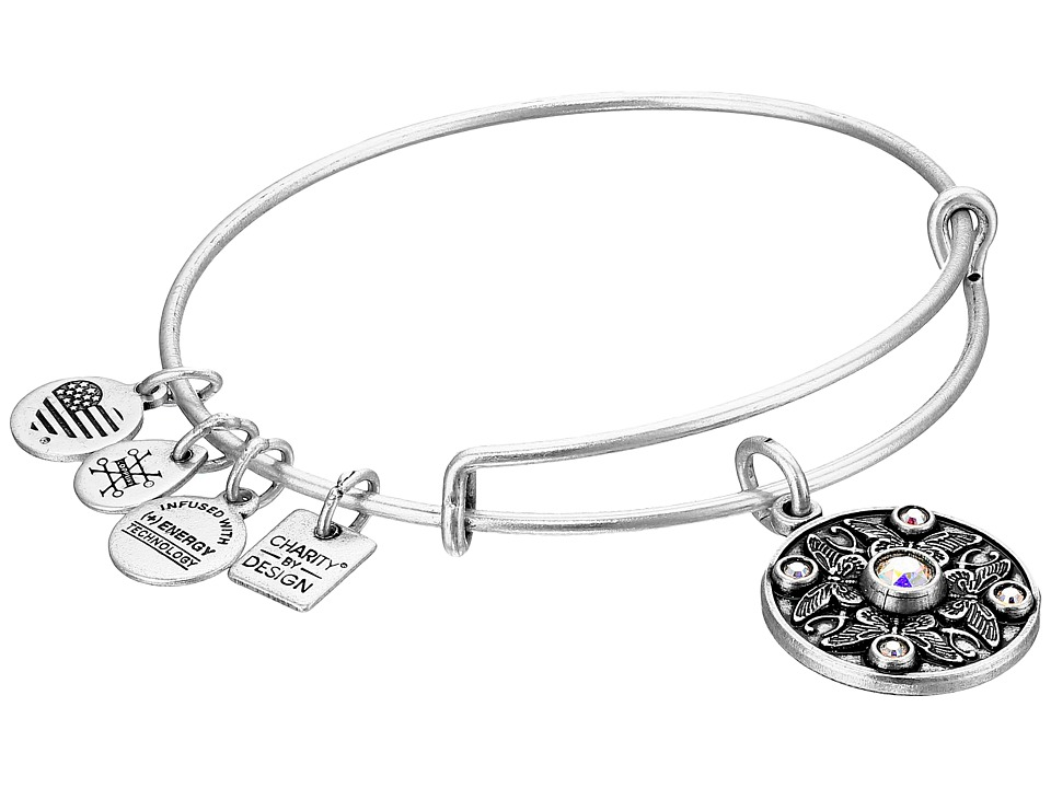 Alex and Ani Charity By Design Wings of Change Bracelet Silver Bracelet