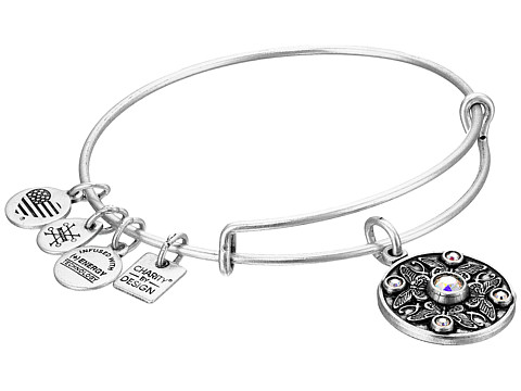 Alex and Ani Charity By Design Wings of Change Bracelet - Silver