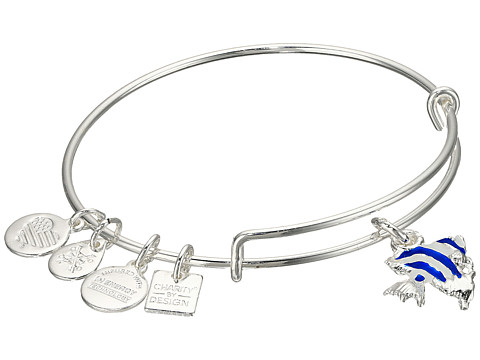 Alex and Ani Charity By Design Angel Fish Bangle