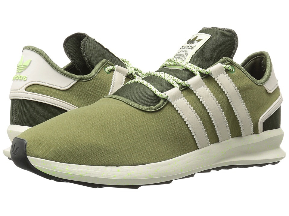 adidas Originals SL Rise (Olive Cargo/Clear Brown/Solar Green) Men