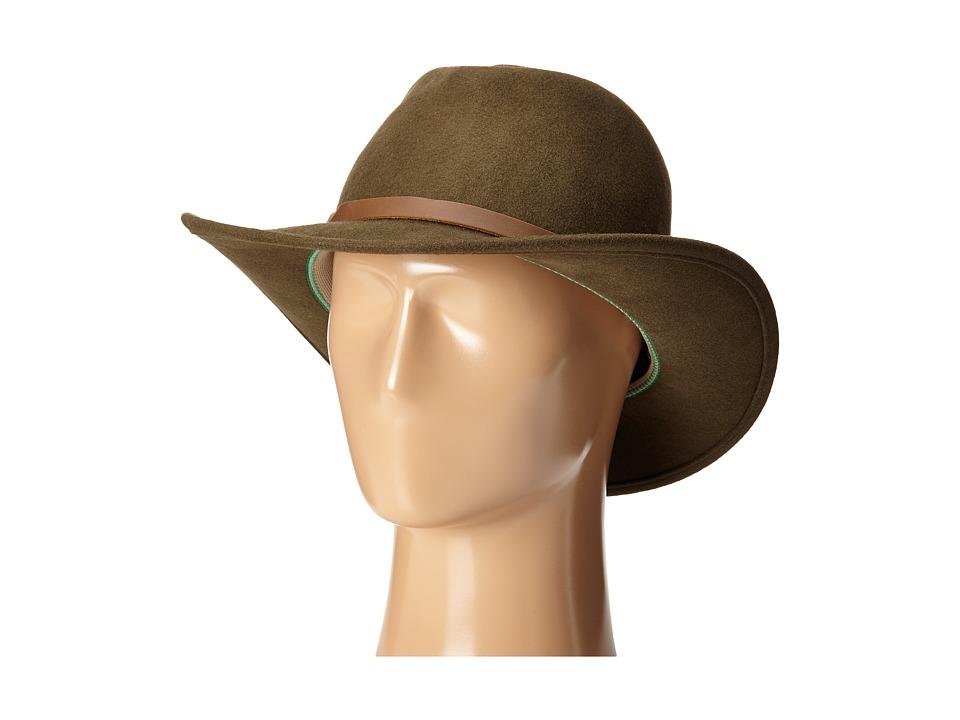 Goorin Brothers - Grenadier Collection The Jones (Khaki) Caps