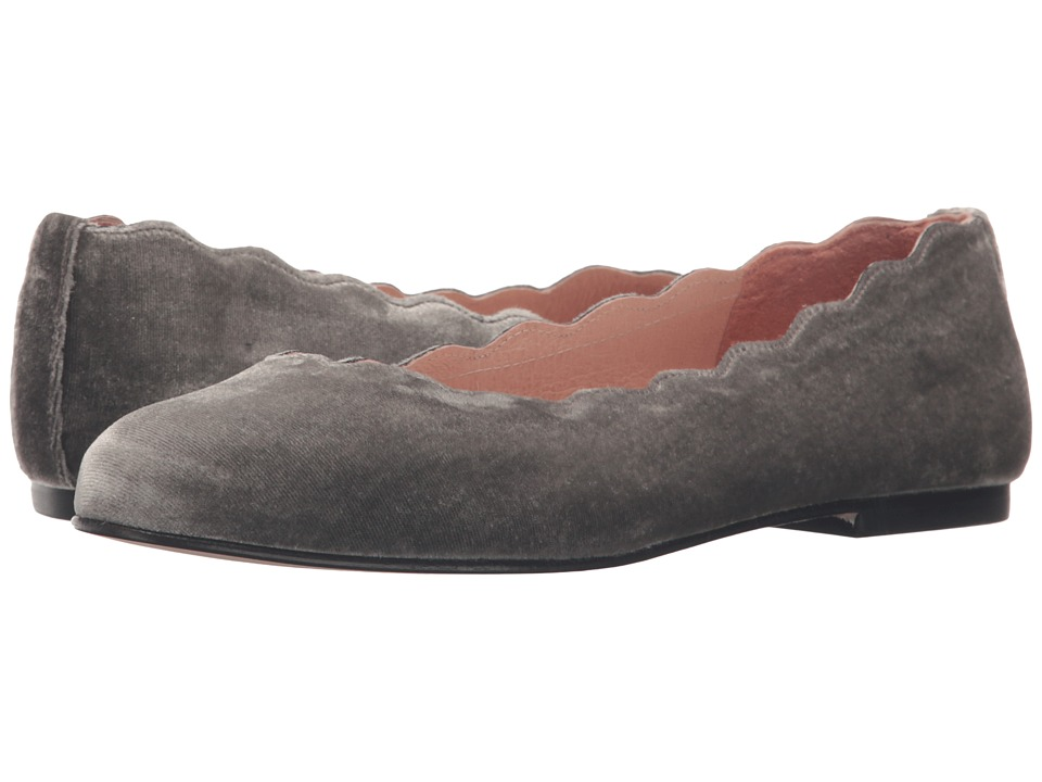 French Sole - Jigsaw (Grey Velvet) Women