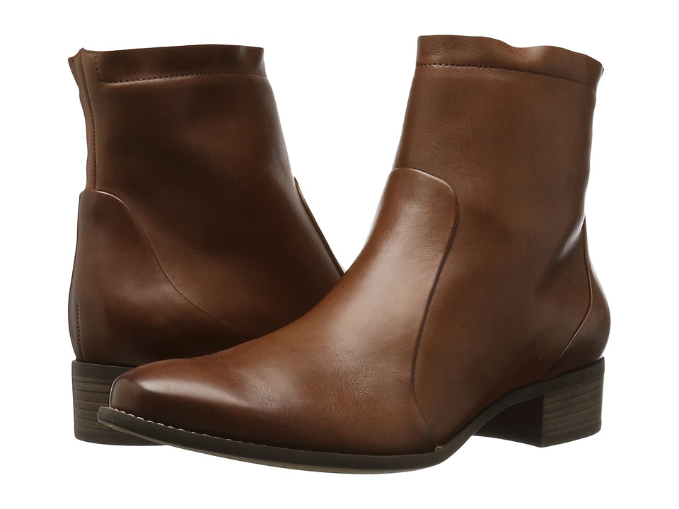 Paul Green Kal Boot (Nougat Leather) Women
