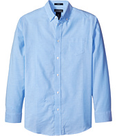 Nautica Kids - Husky Long Sleeve Oxford Shirt (Big Kids)