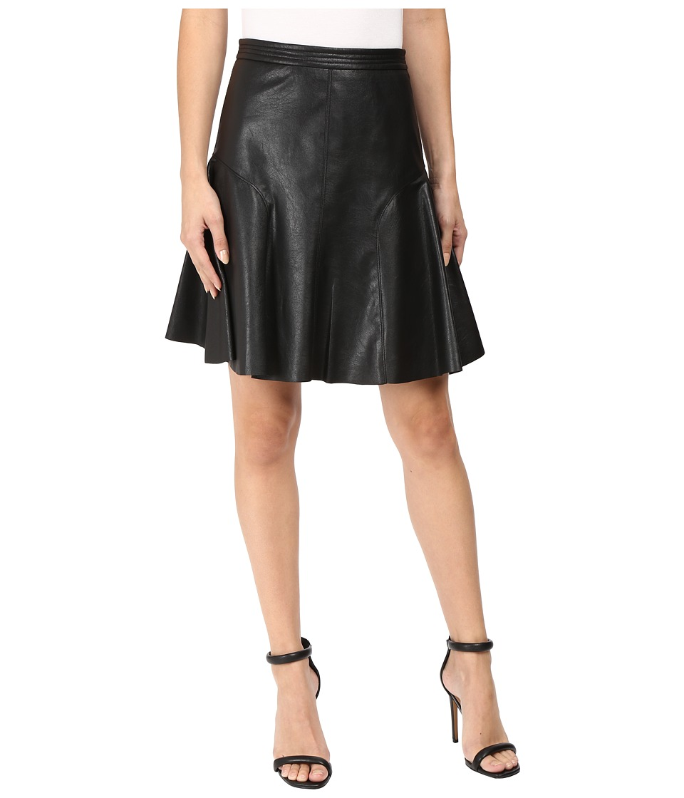 Rebecca Taylor - Vegan Leather Skirt