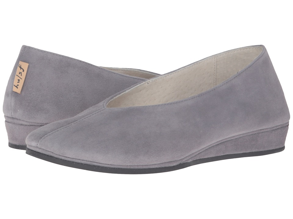 French Sole - Split (Grey Suede) Women