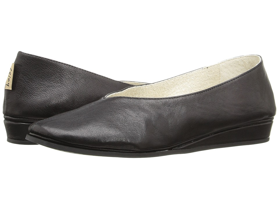 French Sole - Split (Black Nappa) Women