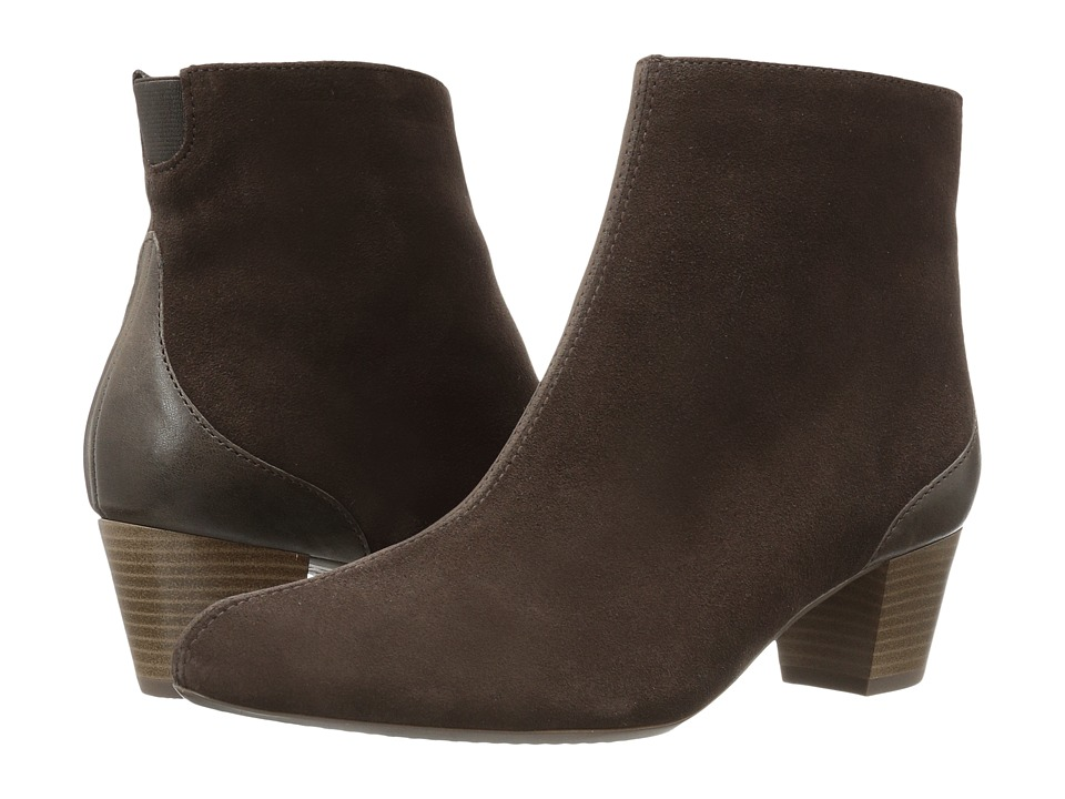 ara Leona (Brown Suede) Women