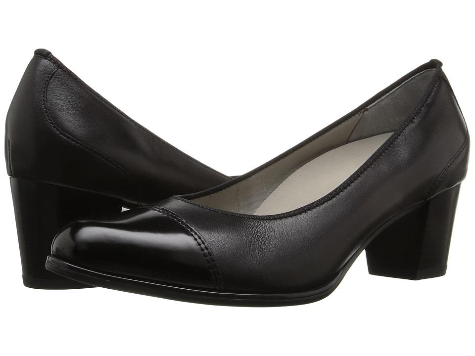 ara Mckinlely (Black Leather) Women