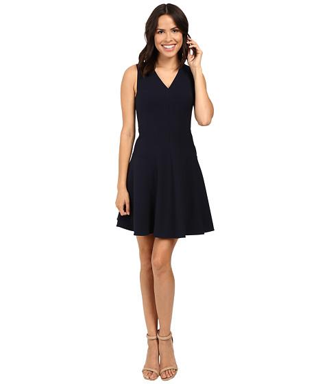 Rebecca Taylor V-Neck Suit Dress