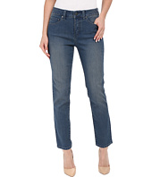 Miraclebody Jeans - Five-Pocket Angie Skinny Ankle Jeans in Bainbridge Blue